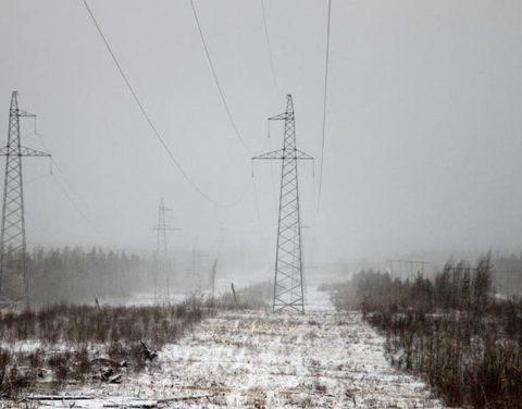 В пострадавших районах развернуты резервные дизельные электростанции
