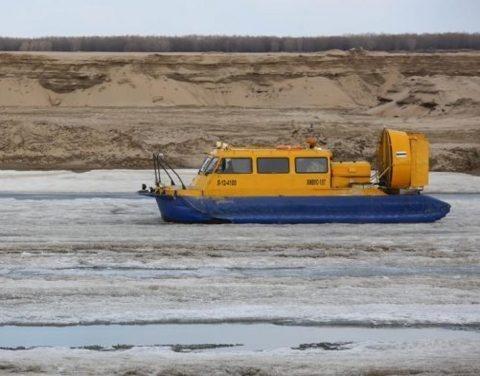 В Якутии установили прогнозные сроки работы паромных переправ