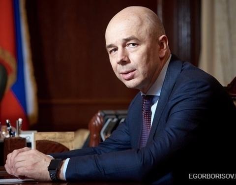 Рабочая встреча главы Якутии с министром финансов РФ Антоном Силуановым
