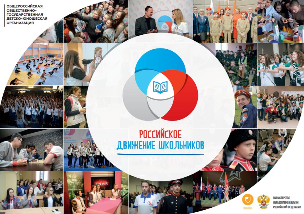 Достижения обучающихся школ Российского движения школьников