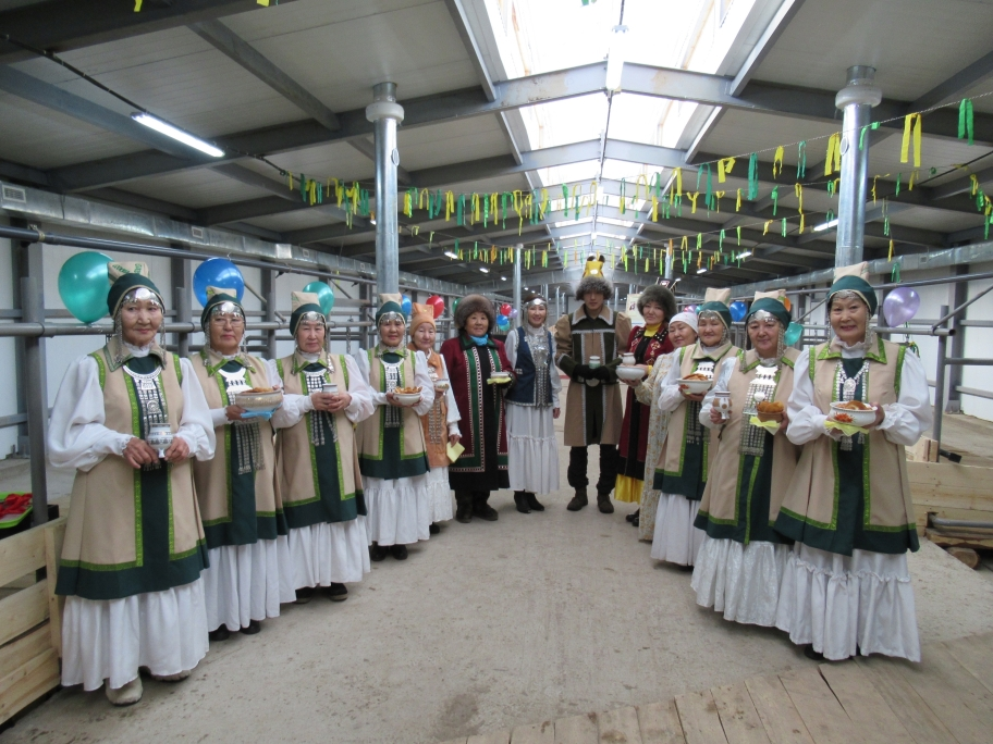 Тумус туттар «Тумулбутугар»