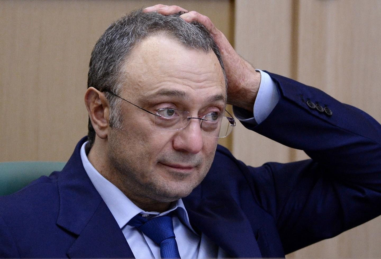 Арестован дагестанский олигарх Сулейман КЕРИМОВ