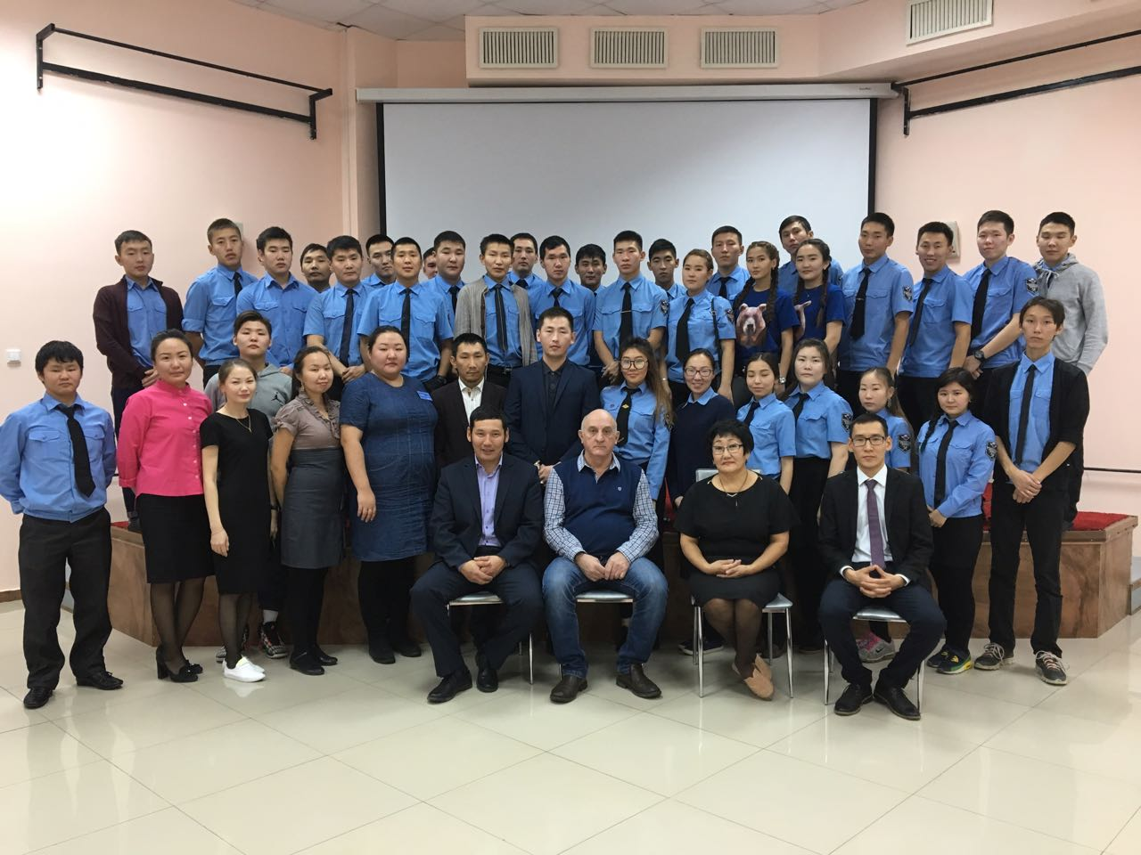 Акционерная компания «Железные дороги Якутии» ждет выпускников Транспортного техникума