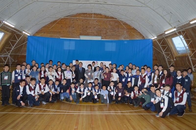 В Горном улусе завершился II отборочный чемпионат профессионального мастерства школьников JuniorSkills