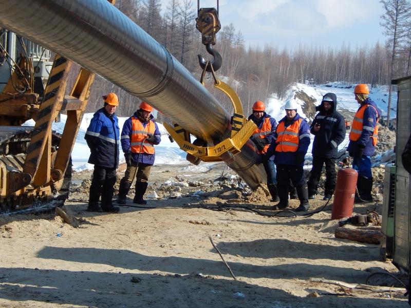 «Сахатранснефтегаз»: технологическое перевооружение газотранспортной системы Якутии — веление времени