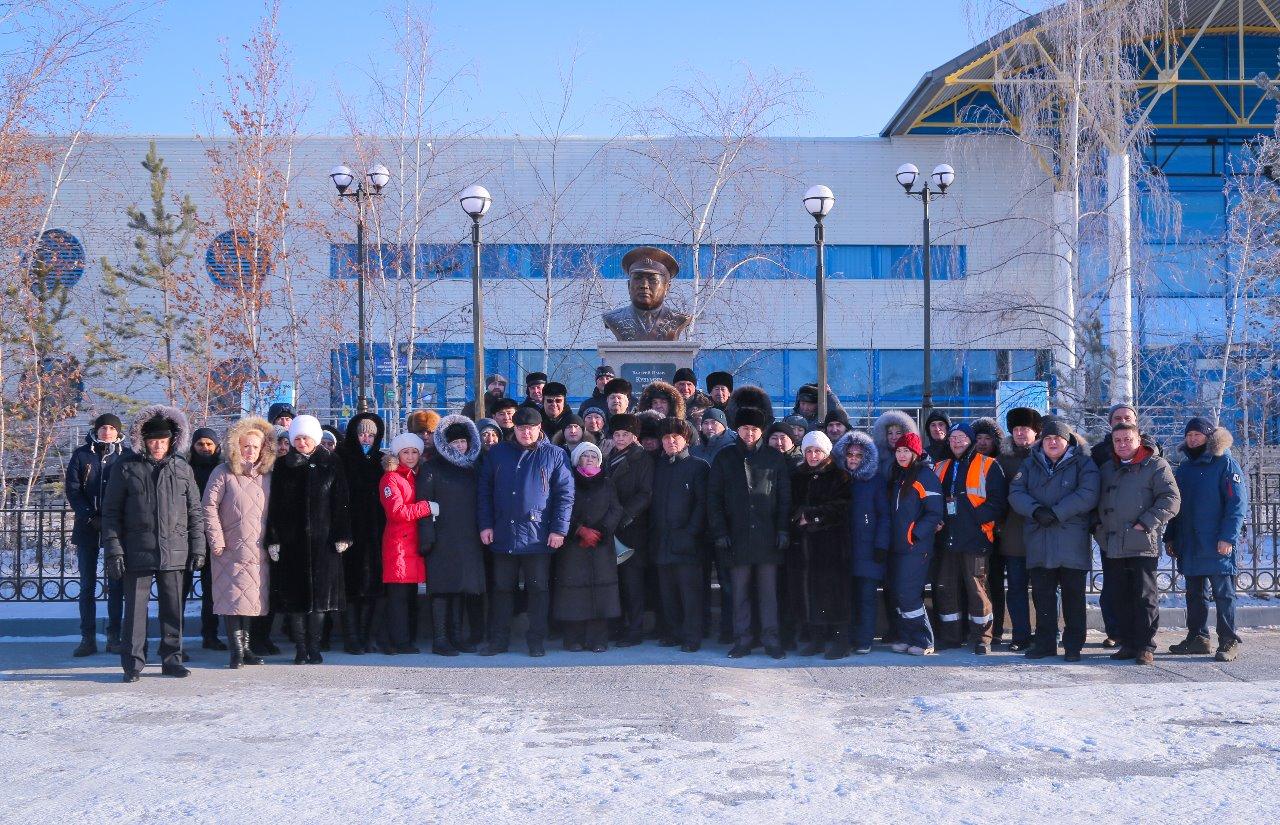 Работники аэропорта «Якутск» отмечены благодарностью руководителя Росавиации