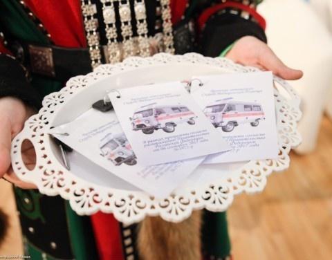 Больницы Якутии получили новые машины скорой помощи