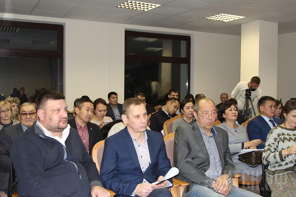 Предприниматели Якутска обсудили проблему нелегального бизнеса
