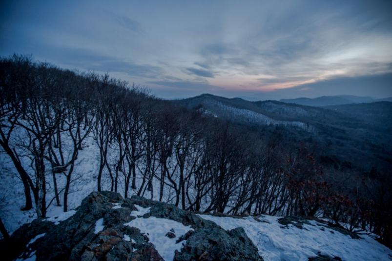 В небе над Вилюйским районом Якутии зафиксировали ярко светящуюся вспышку и два хлопка