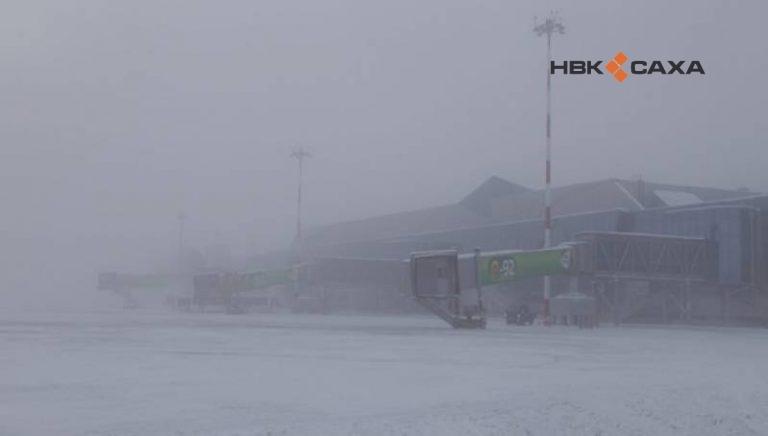 Самолет с делегацией Якутии не смог из-за тумана приземлиться в Якутске