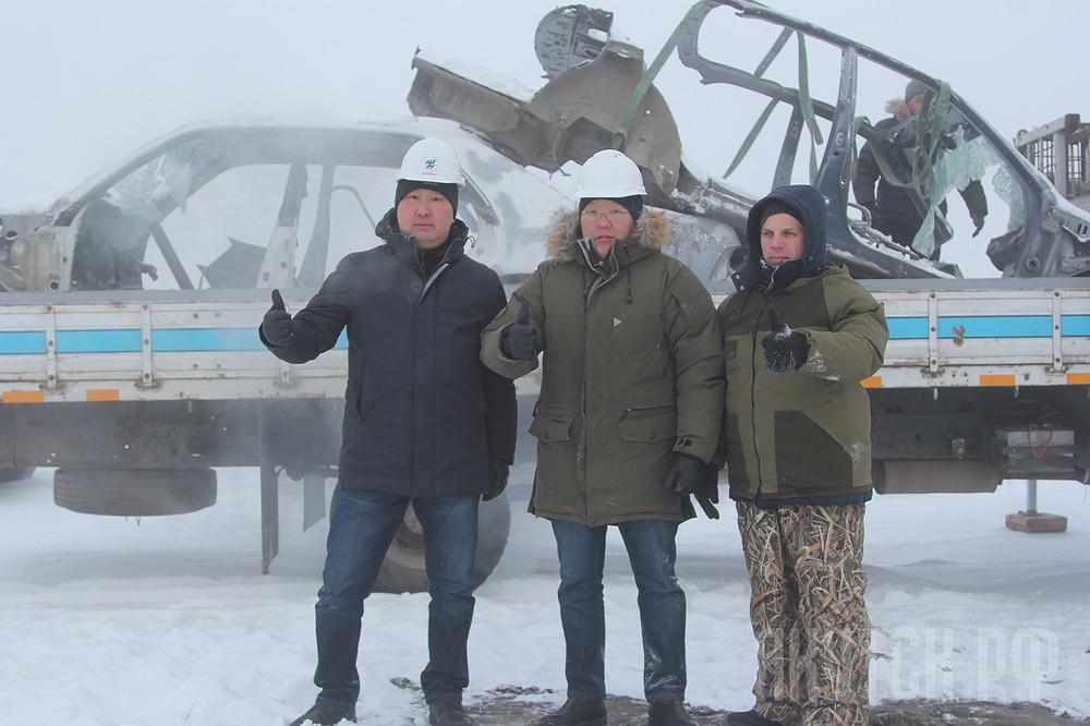 Предприниматель Николай Иванов стал участником акции «Вызов-кузов!»