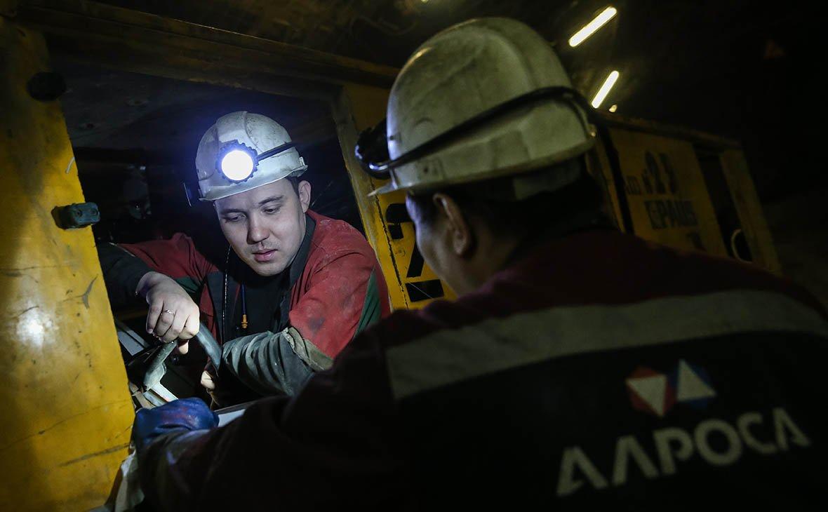 АЛРОСА сократит часть горняков после аварии на шахте «Мир»