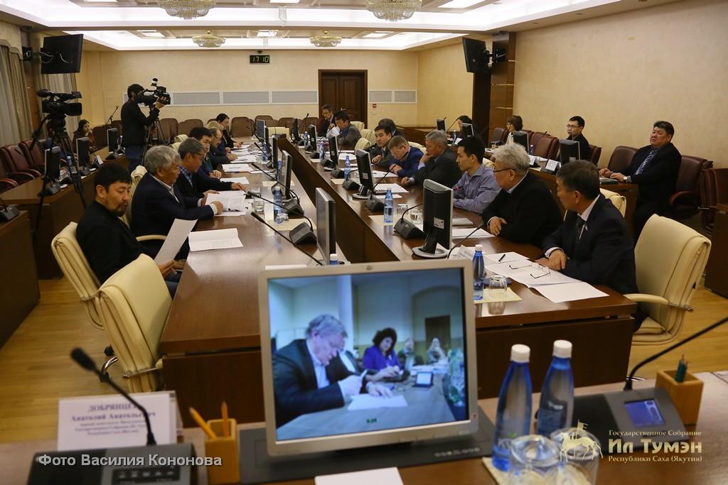 Якутск и Санкт-Петербург обсудили проблемы адаптации регионов к изменению климата