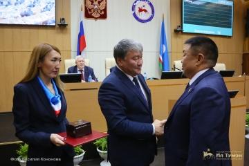 Василий Потапов сложил полномочия народного депутата республики