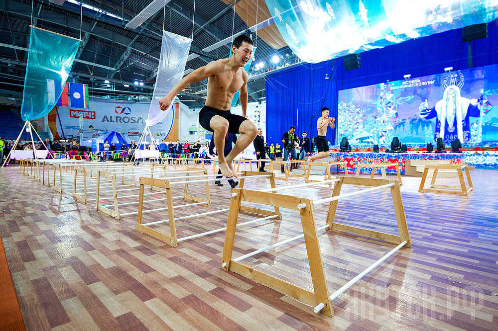 Во время Фестиваля «Зима начинается с Якутии» пройдут спортивные состязания «Игры народов Севера»