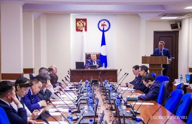 Глава Якутии провёл заседание Комиссии по координации работы по противодействию коррупции