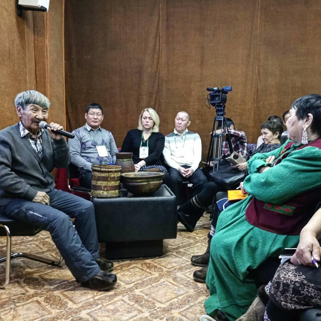 Мастера Якутии обсудили перспективы развития народных художественных промыслов