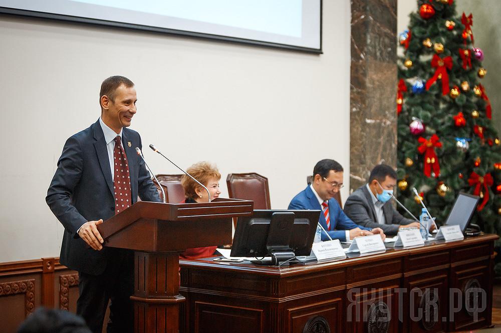В Якутске награждены лучшие предприниматели 2017 года