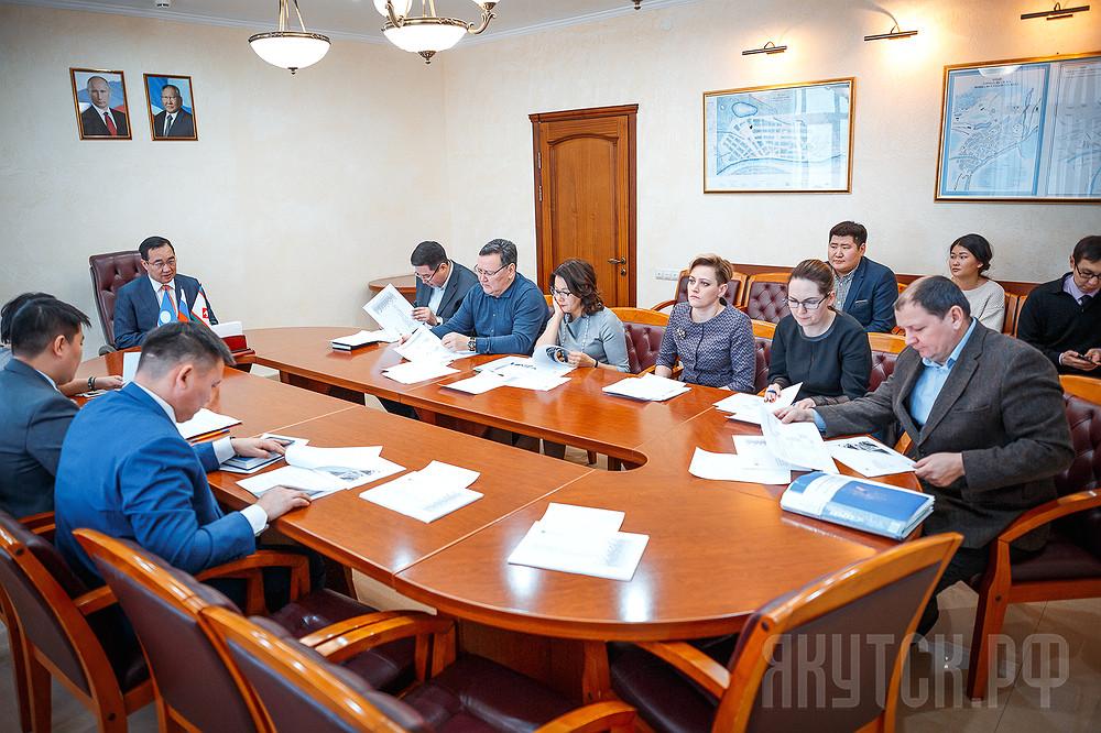 Предпринимателям Якутска предложат обустройство общественных пространств столицы