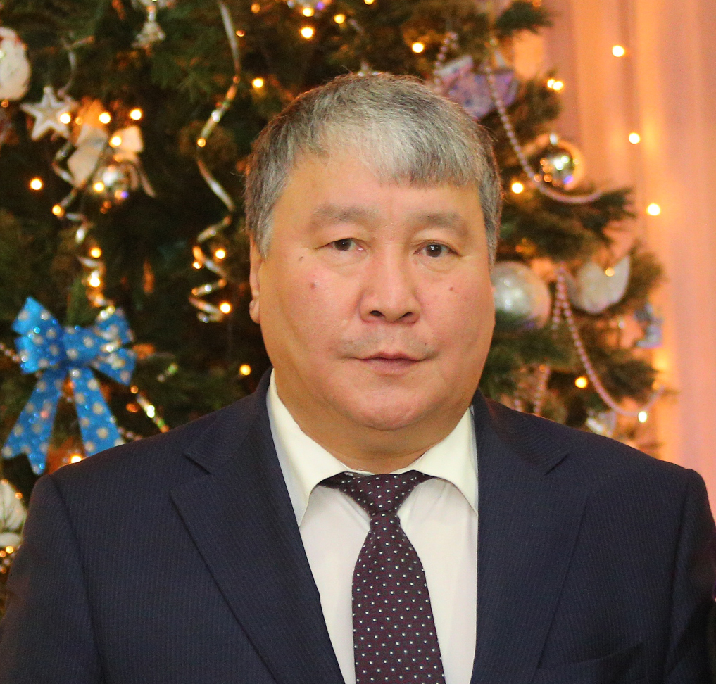 Новогоднее поздравление Александра ЖИРКОВА