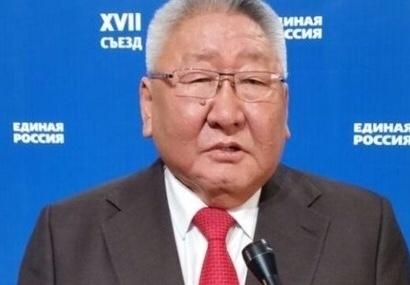 Глава Якутии принял участие в ХVII съезде партии «Единая Россия»