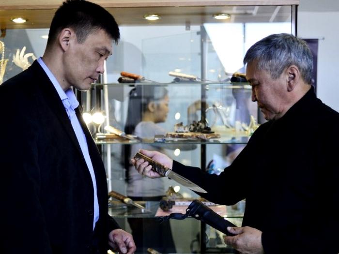 Может ли якутский нож принадлежать одному человеку?
