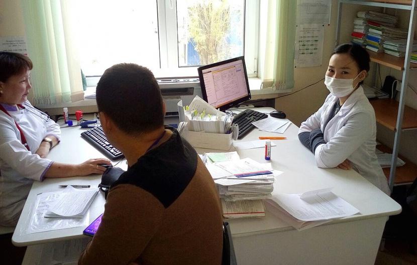 В Якутии заболеваемость ОРВИ остается ниже эпидемического порога