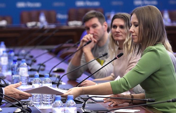 ЦИК разрешил Собчак открыть избирательный счет и начать сбор подписей
