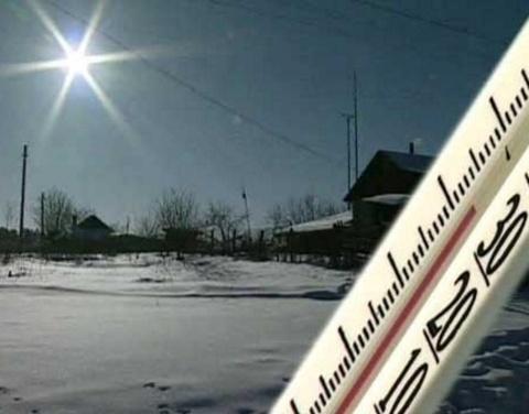 В микрорайоне Синегорье Томмота ведутся работы по восстановлению температурного режима