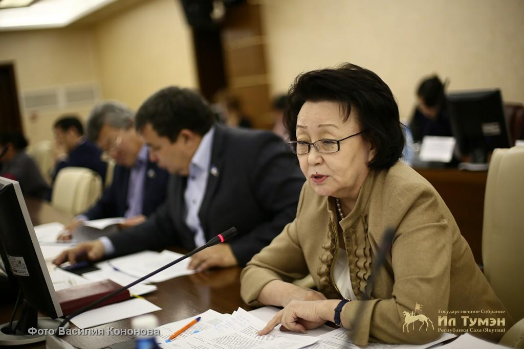 В парламенте республики состоялось заседание согласительной комиссии по бюджету