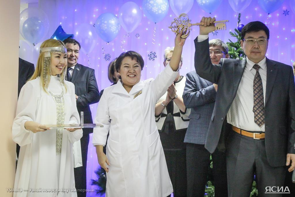Светлана Давыдова: В ХХI веке жители столицы алмазного края имеют право на врачебную помощь в комфортабельных условиях