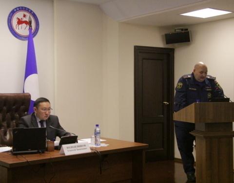В Якутии особое внимание уделено вопросам обеспечения пожарной безопасности объектов тепло и энергоснабжения
