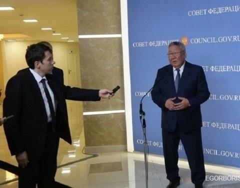 Егор Борисов: «Владимир Путин – это стабильность в стране и уважение в мире»