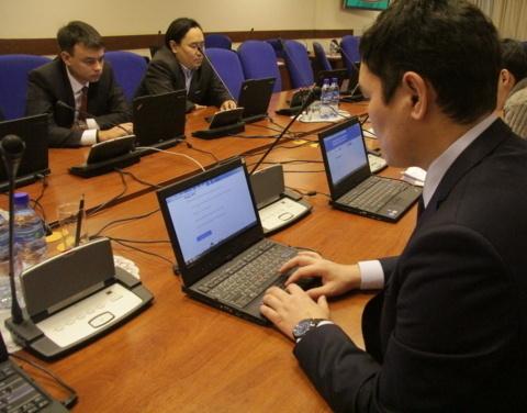 В Якутии написали первый Всероссийский юридический диктант