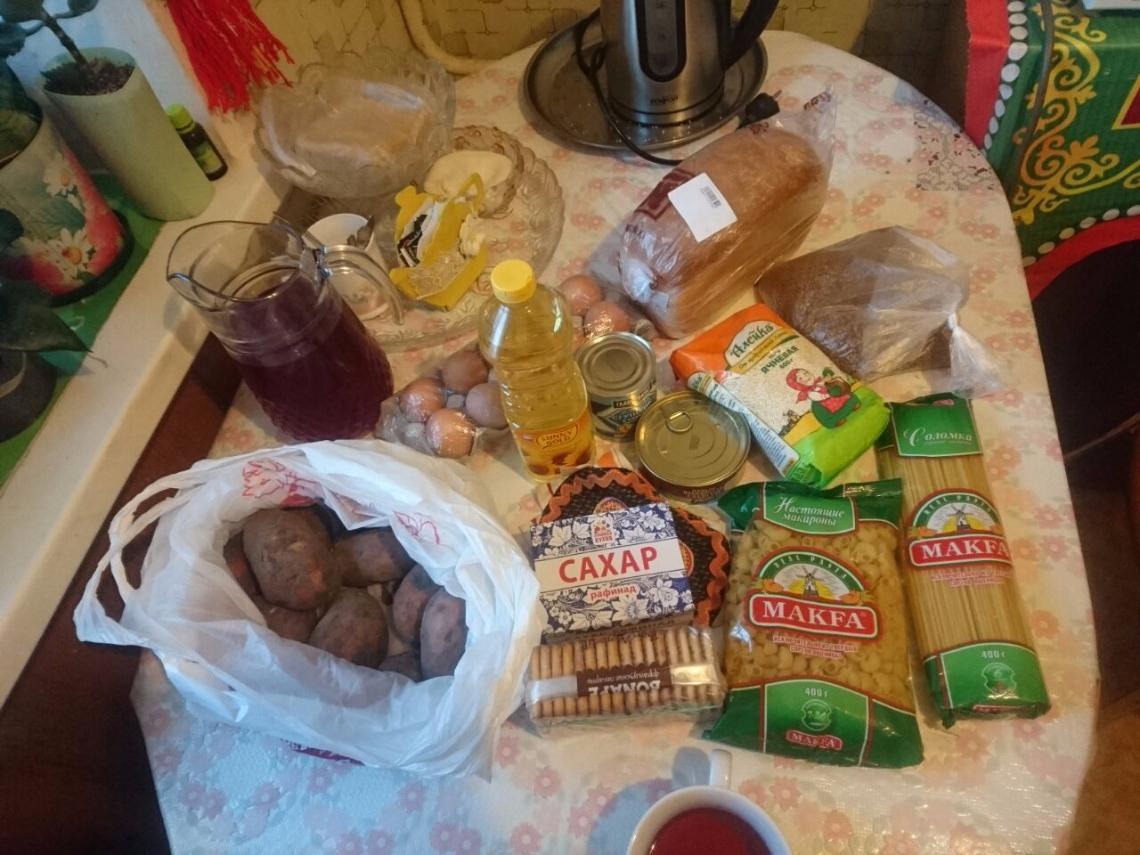 В Якутске проходит благотворительная акция «Корзинка добра»