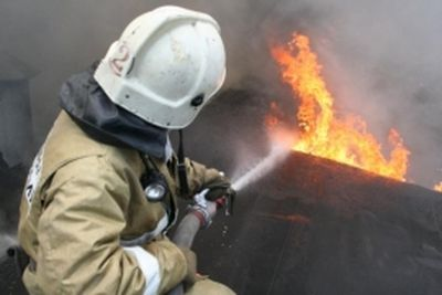 В котельной в селе Мугудай произошел пожар