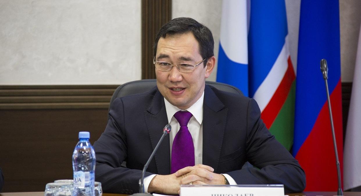 Айсен Николаев вошел в ТОП-10 мэров по итогам 2017 года