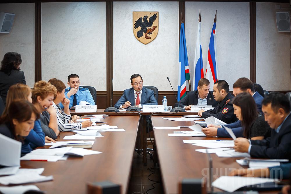 В 2018 году в Якутске выявлению нелегального предпринимательства уделят особое внимание