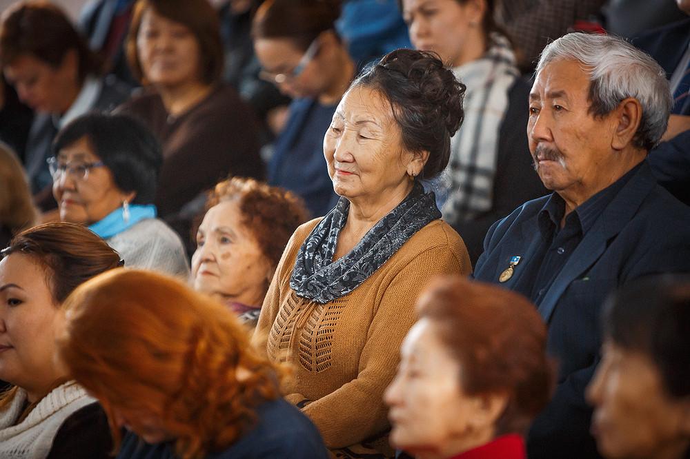 Жители Центрального округа положительно оценили деятельность Окружной администрации за 2017 год