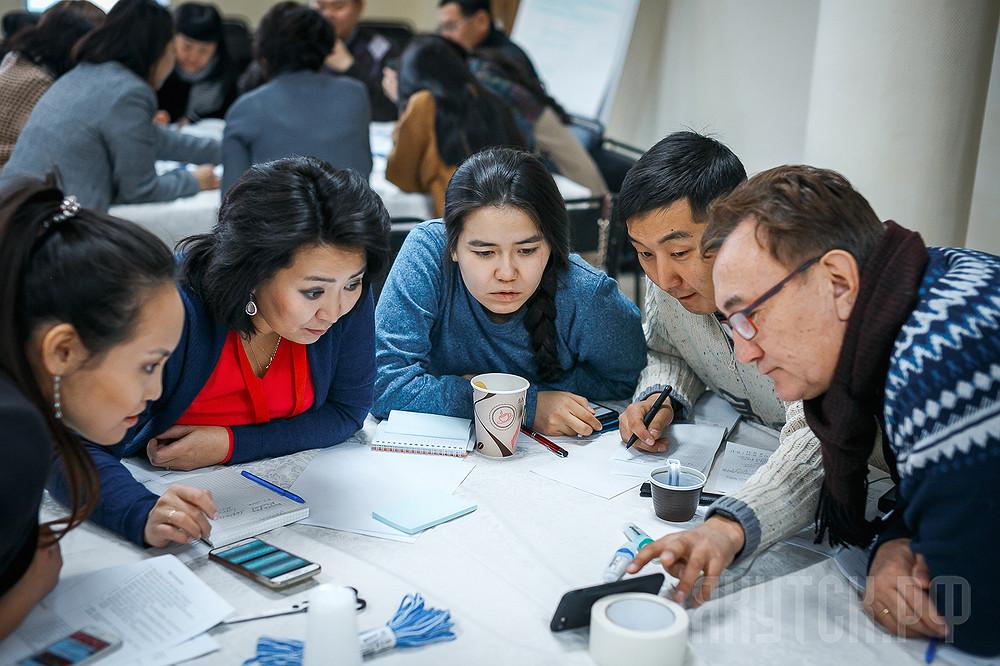 Участники стратегической сессии обсудили вопросы развития и продвижения фестиваля «Зима начинается с Якутии»