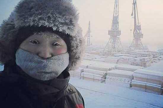 Зарубежные СМИ ужасаются от лютого мороза в Якутии