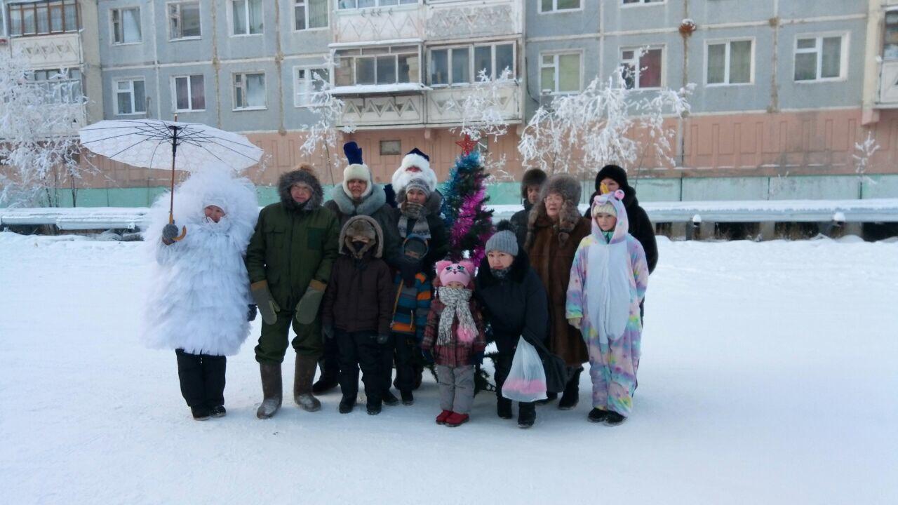 В Гагаринского округе провели Народное гулянье