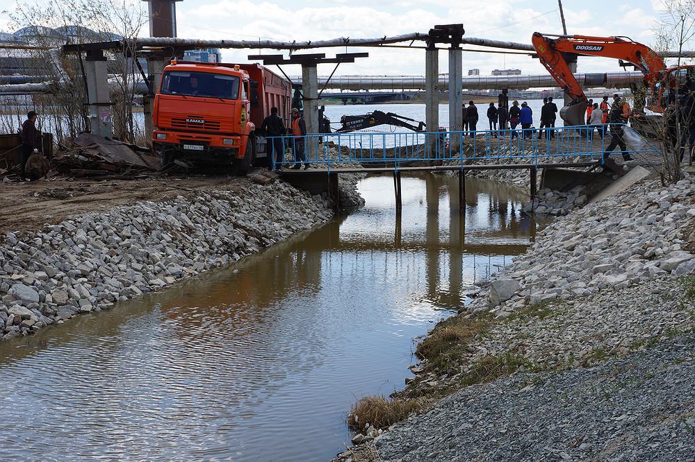 В 2018 году начнется восстановление проточности Большого кольца Городского канала