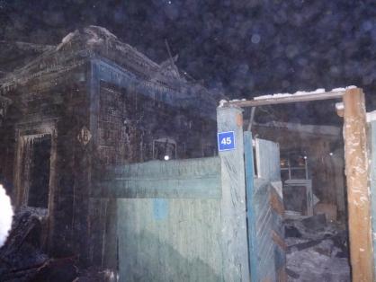 В поселке Жатай произошел пожар в частном доме, есть жертвы