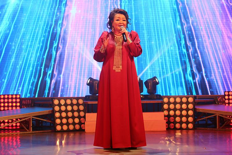 Екатерина Егорова стала народной артисткой Якутии