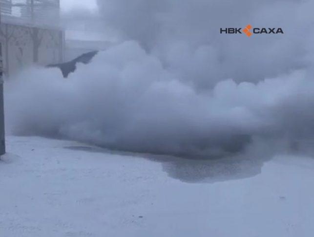 В Якутске многоквартирный дом и детская школа искусств остались без тепла в минус 47 градусов