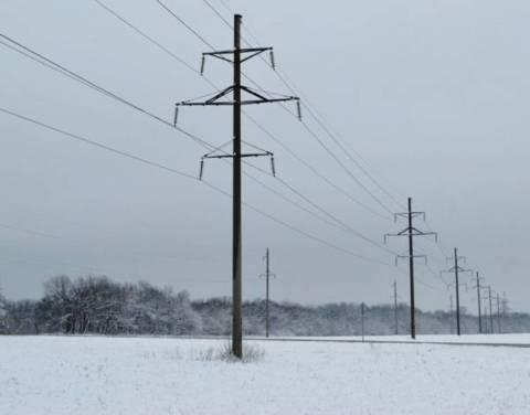 В Ленске оперативно восстановили электроснабжение
