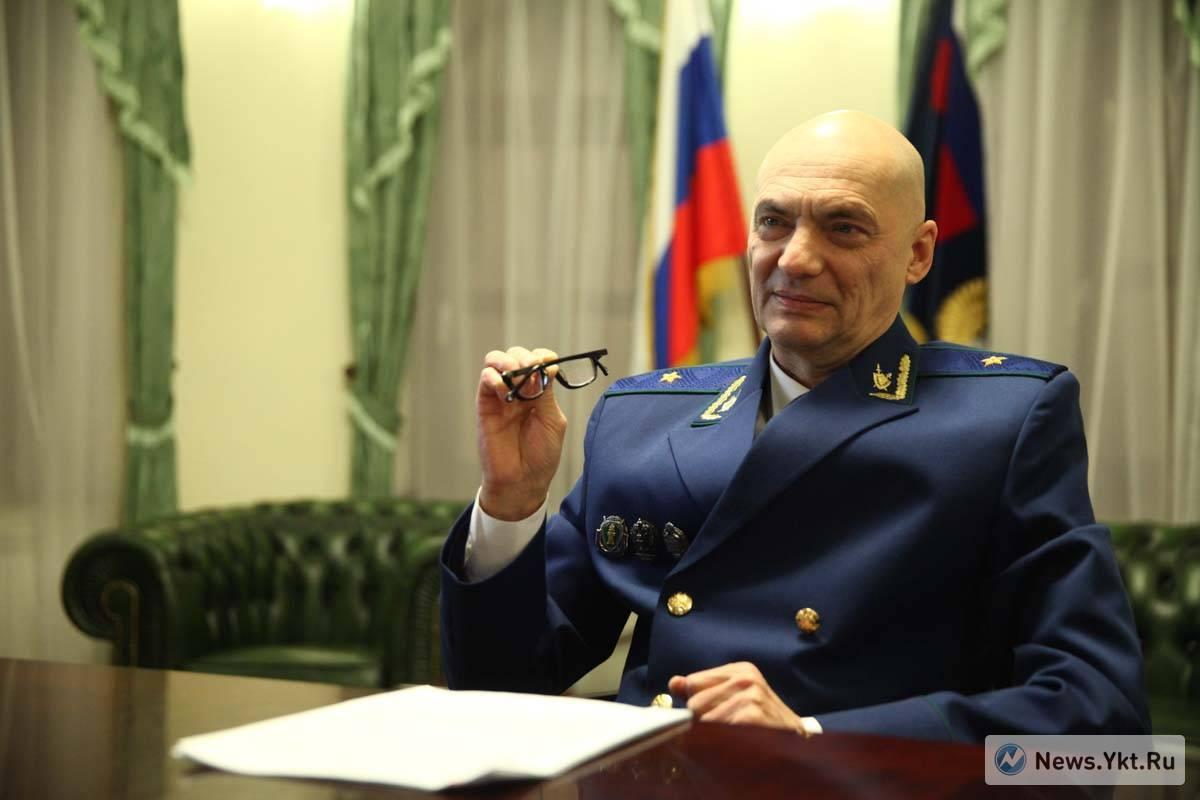 Прокурор Якутии поручил проверить данные, изложенные в письме Александра Нюрбинского