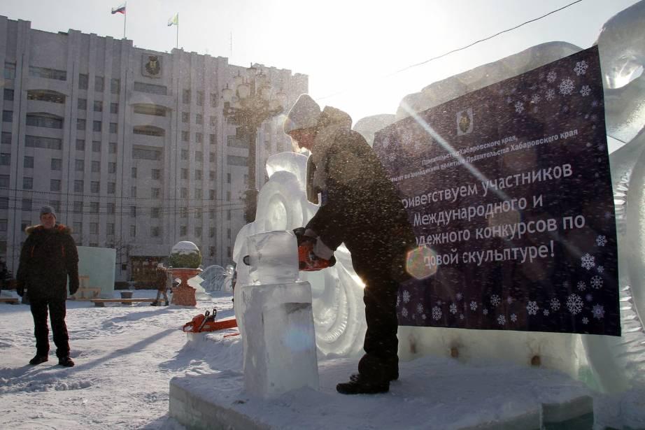 Якутские скульпторы покажут своё мастерство в Хабаровске
