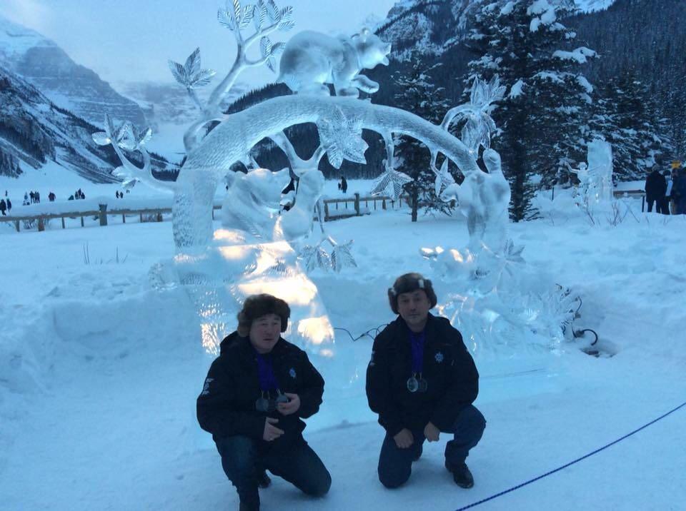 Якутские скульпторы стали победителями фестиваля в Канаде
